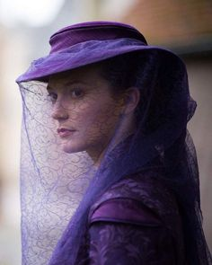 Mia Wasikowska as Madame Bovary in 2015.