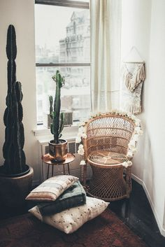 About A Space: Tessa and Cole's NY Apartment
