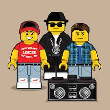 Image result for beastie boys lego
