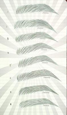 51 Ideas eye brown microblading faces for 2019 Eyebrows Sketch, Mircoblading Eyebrows, How To Draw Eyebrows, Permanent Makeup Eyebrows, Eyebrow Makeup, Drawing Eyebrows, Thicker Eyebrows, Eyebrow Wax, Blonde Eyebrows