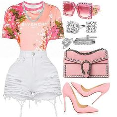Fashmates Outfit Inspiration: We'd Cute Swag Outfits, Short Outfits, Classy Outfits, Stylish Outfits, Summer Outfits, Dope Fashion, Fashion Killa, Fashion Looks, Womens Fashion