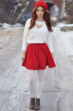 Cute Holiday Outfits.