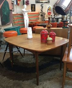 Mid Century G Plan Dining Table With Pop Up Extension 50 Plus 16