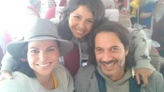 Lana Parrilla meeting fans in the plane going to Brazil to #EverAfter  http://vaaxavier.tumblr.com/post/123939115667/my-amazing-experience-with-lana-parrilla-ever