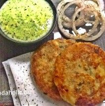 Aloo Tikki, Potato Cutlet