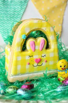 3D Bunny Basket Cook