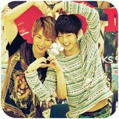 Minkwang Couple ❤