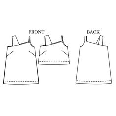 The Japanese inspired lines of the Gyo Top and Dress Sewing Pattern by Merchant and Mills make a neat and decisive asymmetric statement. This versatile style can be worn as an evening dress or as a cool and beautiful piece of summer wear. Merchant And Mills, Top Pattern, Pattern Paper, Dressmaking Fabric, Japanese Cotton, Dress Sewing Patterns, Sewing Clothes, Blouse, Summer Wear