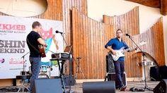 "Kyiv Open Air, 26.09.2015, Big Second, 9 .  Kyiv Open Air 2015, Мушля-Джаз. Voloshin Jazz Weekend. Мариинский парк, сцена ""Ракушка"". ""BIG SECOND"" - electro-acoustic project of guitarists Sergey Radzetckiy and Dmitriy Radzetckiy. https://www.facebook.com/BigSecond #BigSecond"