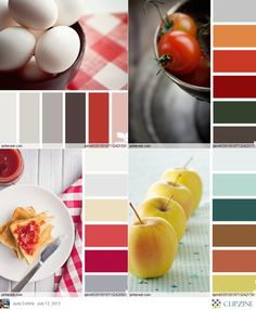 Color Palettes- what do you think.?