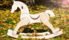Lana wood rocking horse toy handmade от LanaRockingHorse на Etsy