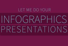 do a Powerpoint presentation or infographics by virtuflame