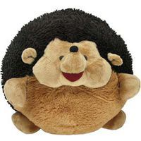 This big Squishable plush Hedgehog is 15 inches across. If you're looking for a big, round fuzzy stuffed Hedgehog, this is it! Hug away! Big Animals, Plush Animals, Stuffed Animals, Best Hug, Baby On A Budget, Cool Gifts For Kids, Cuddling, Cool Stuff, Hedgehogs