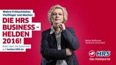 Die HRS Business-Helden 2016 - www.helden.HRS.de - #BusinessHelden Spot - danke Ulf Gimm