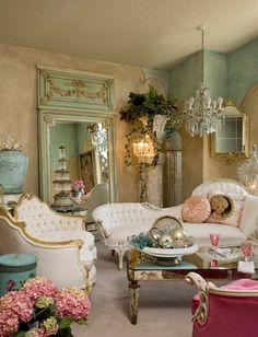 casa romantica shabby chic magazine