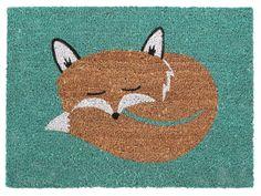 40 x 60 x 1,5 cm Multicolor /Ça Paillasson Fibre de Coco-Grippe-sou
