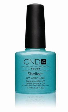 Amazon.com: CND Shellac UV color - Hotski Tchotche .25 oz.: Beauty