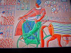 Exposição de arte Egípcia. Foto: Lais Castro.
