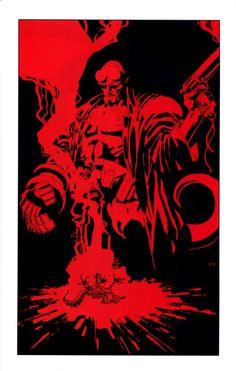 Hellboy by Frank Miller *