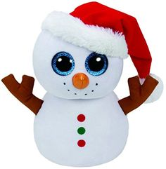 Ty Beanie Boo's Scoop Snowman w/ Santa Hat Ty https://www.amazon.com/dp/B01GFHAP7E/ref=cm_sw_r_pi_dp_x_X13oybQSCDD78