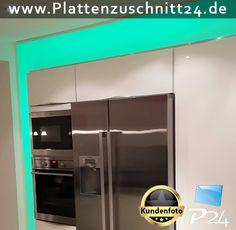 Beleuchtung Küche mit PLEXIGLAS®
