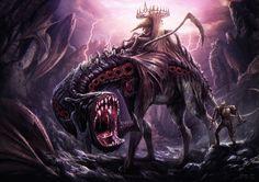 RIFT - Death Colossus by bramLeech.deviantart.com on @deviantART