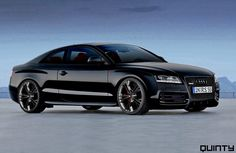 Audi RS5, for when I'm married and need a real four seater.