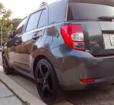 scion xd 2014 Toyota TRD PARTS