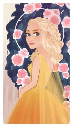 Aelin Galathynius by leafette. Heir of Fire. Queen of Shadows. Empire of Storms. Sarah J. Maas