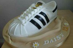 b5a35c0b1c45 Adidas trainer birthday cake