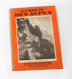 """La Route des Alpes"" from The Charles and Maurice Prendergast Personal Book Collection."