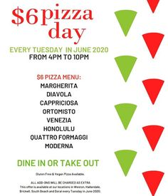 Taste of Doral™ - Doral Restaurant Week™ Starts Today! Featuring Pisco y Nazca Gluten Free Vegan Pizza, Pizza Menu, Sake Bottle, Smoothie King, Happy Hour Drinks, Restaurant Week, Drink Menu, Menu Items, Grand Opening