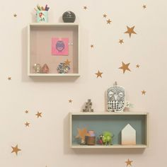 Shop for ferm LIVING Mini Stars Wall Sticker from Modern Karibou. Choose other household items from the largest online collection of ferm LIVING products in Canada. Wall Stickers, Wall Decals, Star Stickers, Sticker Mural, Nursery Decals, Casa Kids, Deco Kids, Star Wall, Little Girl Rooms