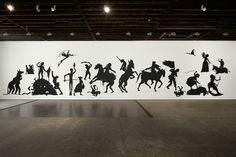 Kara Walker 1 October –7 November 2015 Victoria Miro is delighted to present the first of two exhibitions at the gallery this autumn by the celebrated American...