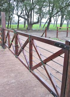 Driveway Fence for Dogs | Gates: Single + Double Driveway Gates | Fences + Gates | Farm