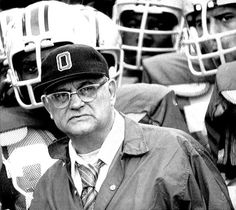 Woody Hayes - from Rod Gerald's collection