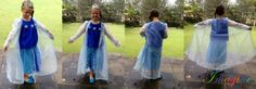 A Frozen inspired costume. What a beautiful Elsa. (Skirt material provided by client)  Made by Imagine For Kids  Enquiries sales@imagineforkids.com.au  www.fb.com/imagine4kids Elsa, Frozen, Costumes, Skirt, Inspired, Inspiration, Beautiful, Biblical Inspiration, Dress Up Clothes