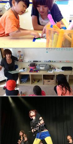 Brandy Chen provides English second language classes. Apart from teaching ESL lessons, she conducts Mandarin tutorial sessions as well. She offers hip hop and jazz dance classes as well.