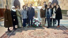 """La Asociación de Mujeres de Segorbe celebra el día de su Patrona """"Santa Águeda"""""""