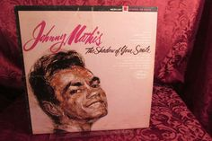 Johnny Mathis The Shadow of Your Smile LP33 Record Mercury SR61073 1966 Classic