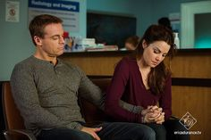 "CTV has released episode stills from next week's episode of ""Saving Hope"" titled ""Goodbye Girl""(4.13). Check it out."