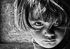 Resultado de imagen de imagenes niños blanco y negro