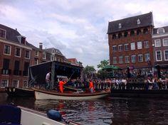 Koningsdag 2014 Leiden