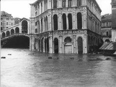 rialto flood acqua alta granda venice 4/11/1966