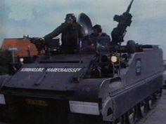 M113 Commando & Verkenning, Dutch Military Police (Koninklijke Marechaussee)