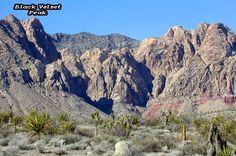 Black Velvet Peak SS - Hiking Las Vegas