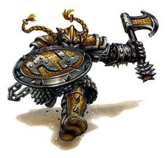 Warhammer Fantasy: Dwarf Ironbreaker