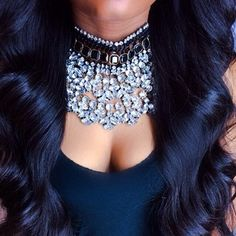 Pretty necklace #ooh #bling