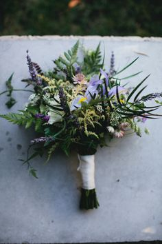 Beautiful garden wedding bouquet: http://www.stylemepretty.com/california-weddings/beverly-hills/2014/05/13/intimate-backyard-wedding-3/ | Photography: The Hearts Haven - http://www.theheartshaven.com/
