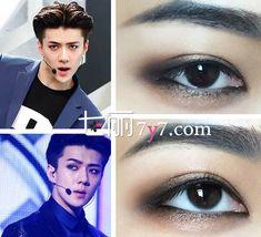 Sehun makeup